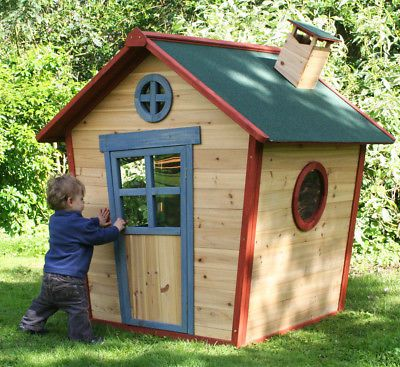 Childrens Wooden Playhouse – For Making Your Kids Engaged For Hours
