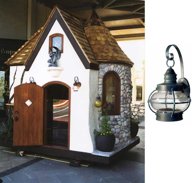 Outdoor Playhouse- Some Decorating Ideas To Make It Magical