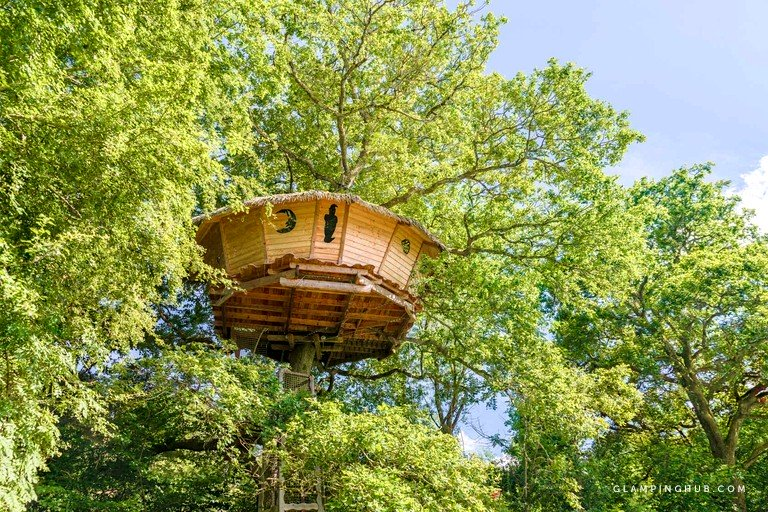 Treehouse- An eco-friendly second home for your children for free play