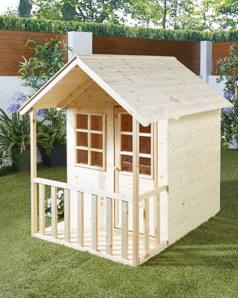 Kids Outdoor Playhouse- A Perfect Place For Children To Have Fun